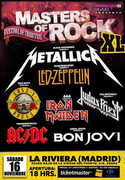 Master Of Rock 2019